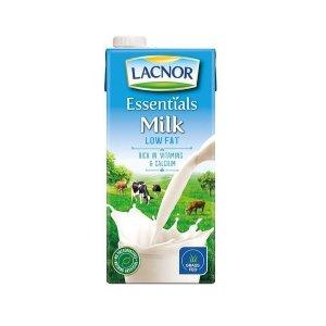 Lacnor Long Life Milk Low Fat 1l