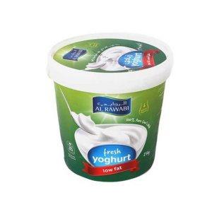 Al Rawabi Lf Yoghurt 2kg