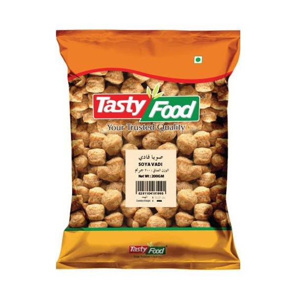 Tasty Food Soya Vadi 200gm