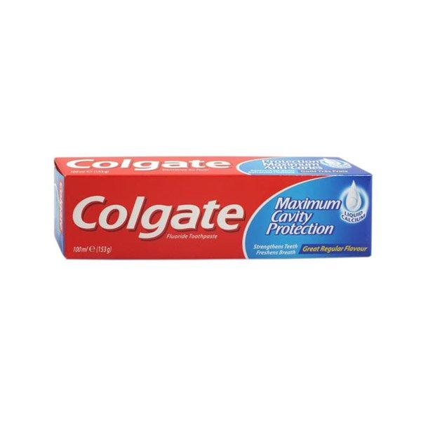 Colgate Max Cavity 100ml