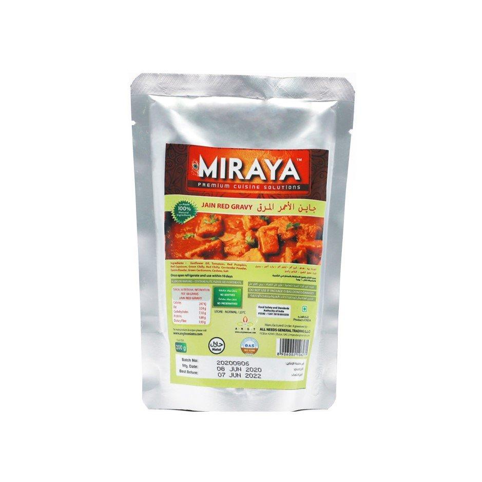 Miraya Jain Red Gravy 200g