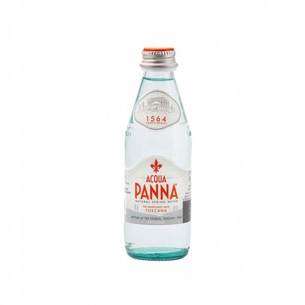 Acqua Panna Natural Mineral Water(Glass) 250ml