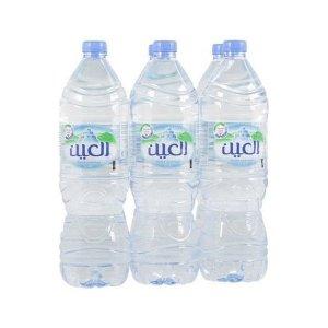 Al Ain Bottled Drinking Water 1.5l X Pack Of 6