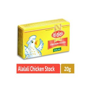 Al Alali Chicken Stock 25% Extra 22gm