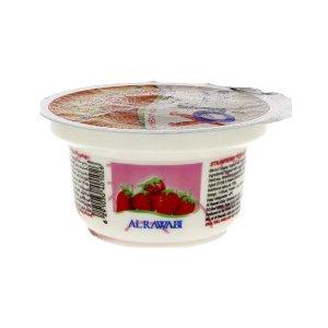 Al Rawabi Fruit Yoghurt Strawberry 130g