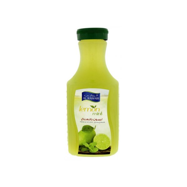 Al Rawabi Lemon & Mint 1l