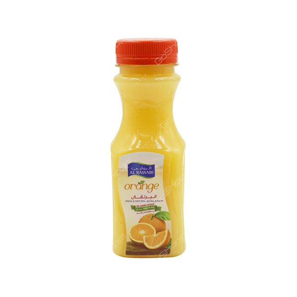 Al Rawabi Orange Juice 500ml