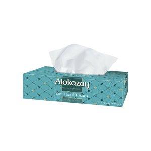 Alokozay Soft Facial Tissue 100s X 2ply