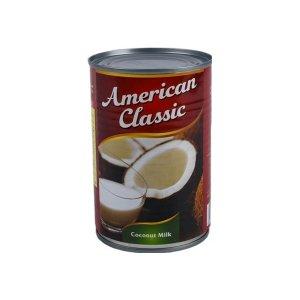 American Classic Coconut Milk Tin 400gm