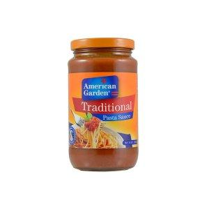 American Garden Traditional Pasta Sauce 397g