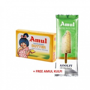 Amul Pasteurised Butter Salted 100g