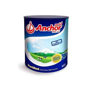 Anchor Full Cream Milk Powder Pouch 900g
