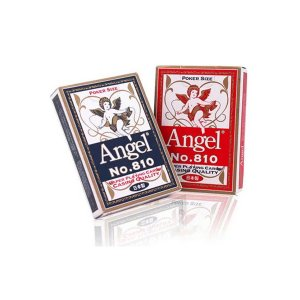 Angel Playing Cards