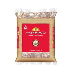 Ashirvad Whole Wheat Flour 5kg