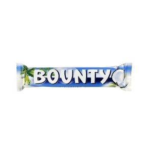 Bounty Coconut Milk Chocolate Twin Bar 57g