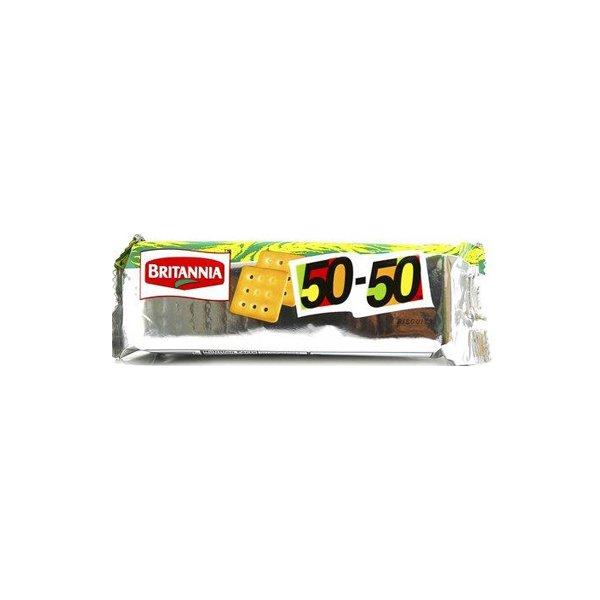 Britannia 50 50 Salt Sweet 71gm