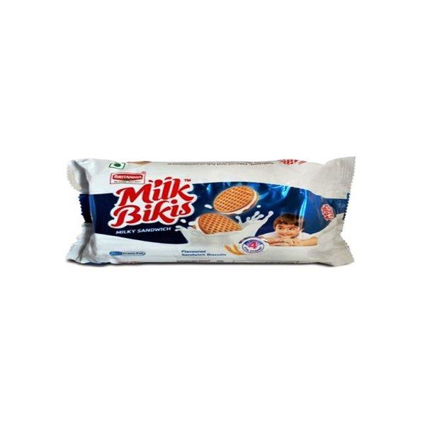 Britannia Milk Bikis Cream 100g
