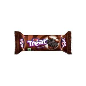 Britannia Treat Funky Choco Biscuits 64 Gm