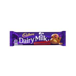 Cadbury Dairy Milk Fruit & Nut 40g