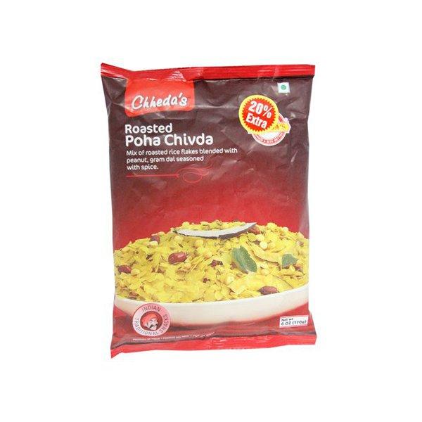 Chheda's Roasted Poha Chivda 170g