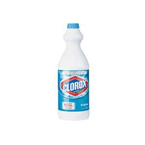 Clorox Liquid Bleach, Original 950 Ml