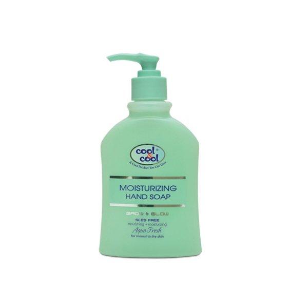 Cool & Cool Moisturizing Hand Soap 250ml