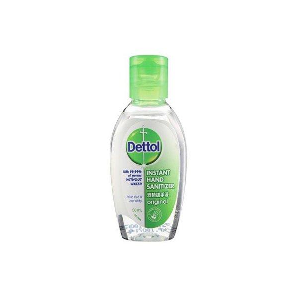 Dettol Hand Sanitizer Spring Fresh 50ml