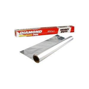 Diamond Aluminum Foil 37.5 Sq. Ft