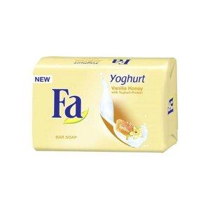 Fa Yoghurt Vanilla Honey With Yoghurt Protein Bar Soap 125g