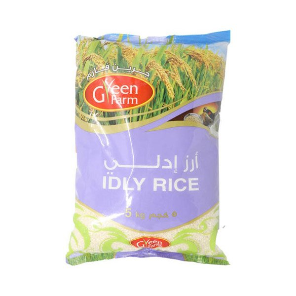 Green Farms Idly Rice  5kg