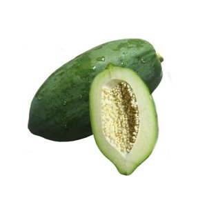 Green Papaya 1pc - Approx 500g