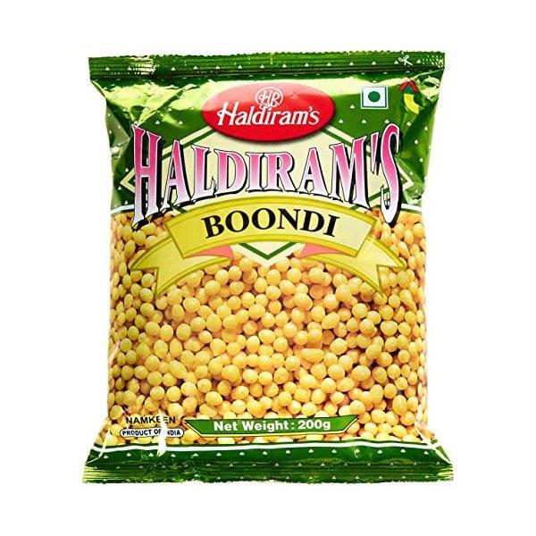 Haldi Ram  Boondi 200gm