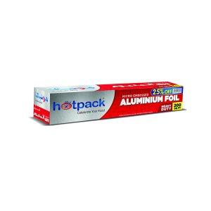 Hotpack Aluminium Foil Embossed 25 Sqft