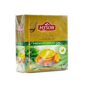 Hyson Zelený čaj Ceylon Supreme Tea 100x2g
