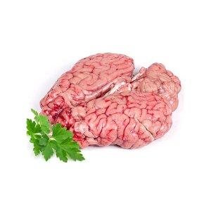 Indian Mutton Brain 1pc