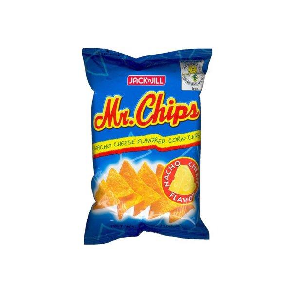 Jack'n Jill Nacho Corn Chips Cheese Flavour 100g