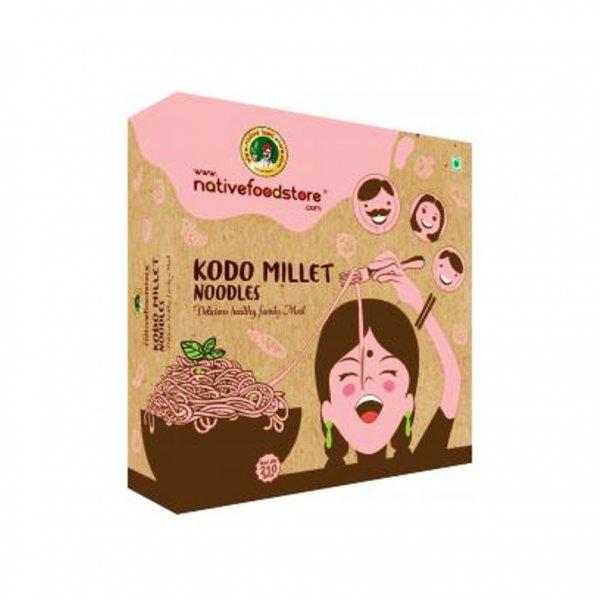 Kodo Millet Noodle - Varagu 210G