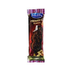 Kwality Crunch-o Peanuts Ice Cream Stick 1pc