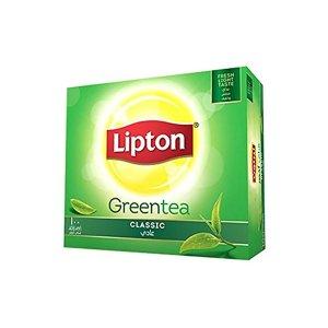 Lipton Green Tea Pure Non Bitter 100 Tea Bags