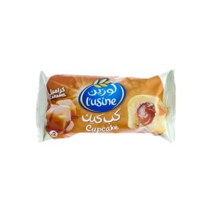 Lusine Caramel Cup cake 30g
