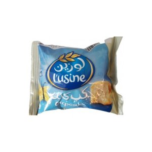 Lusine Vanilla Cup cake 30g