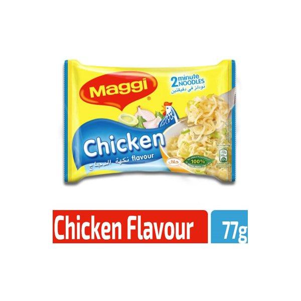 Maggi 2 Minutes Noodles Chicken 77g