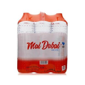 Mai Dubai Bottled Drinking Water 1.5l X Pack Of 6