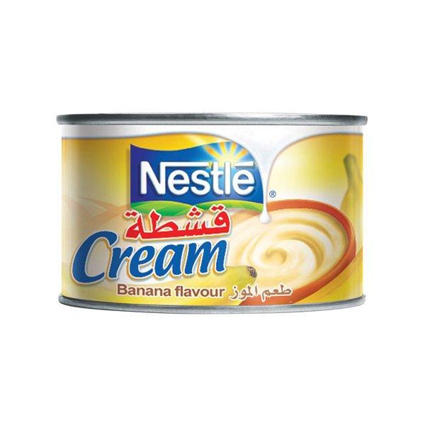 Nestle Cream Banana Flavour 175ml