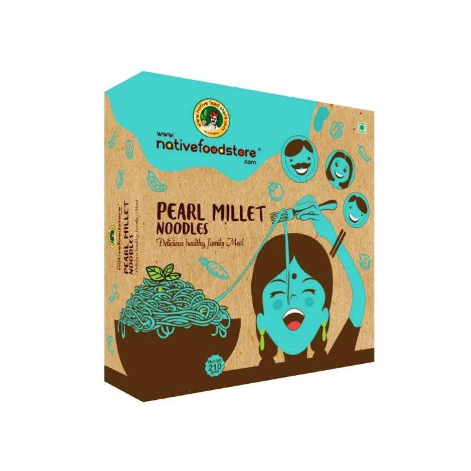 Pearl Millet Noodle - Kambu 210 g