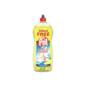 Pril Lemon Dishwashing Liquid 1.5 Liter