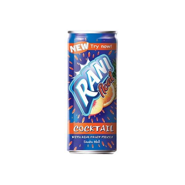Rani Fruit Drink C.tail 250ml