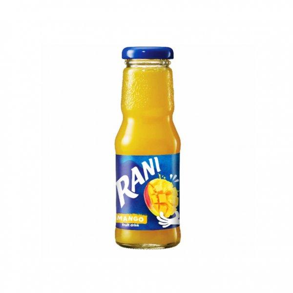 Rani Juice - Mango Flavour(glass bottle) 200 ml