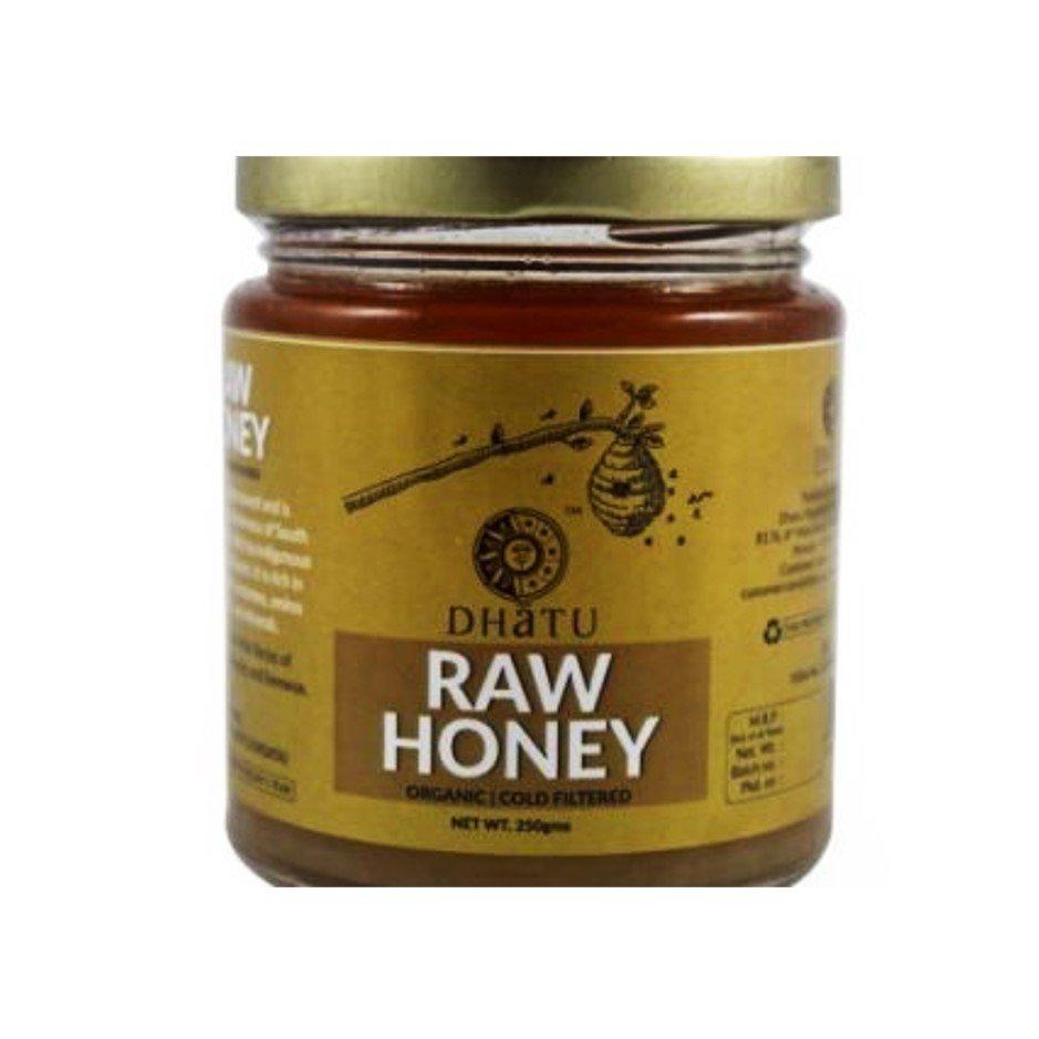 Raw Honey 250ml