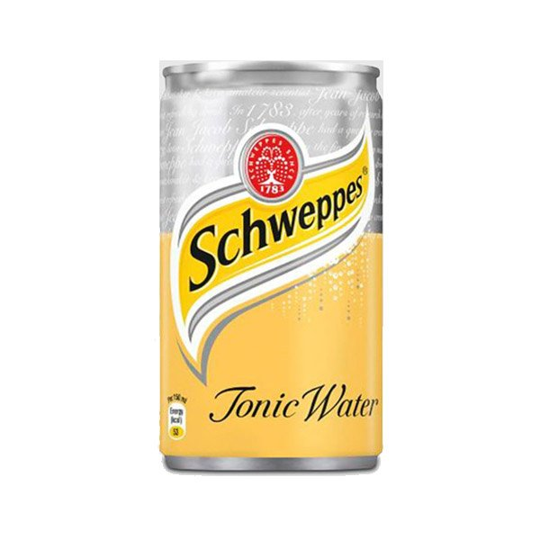 Schweppes Tonic Water Can 150ml